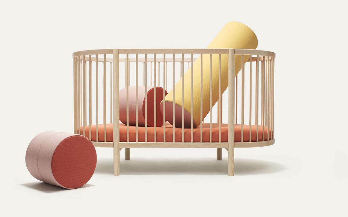 CIRCLE crib