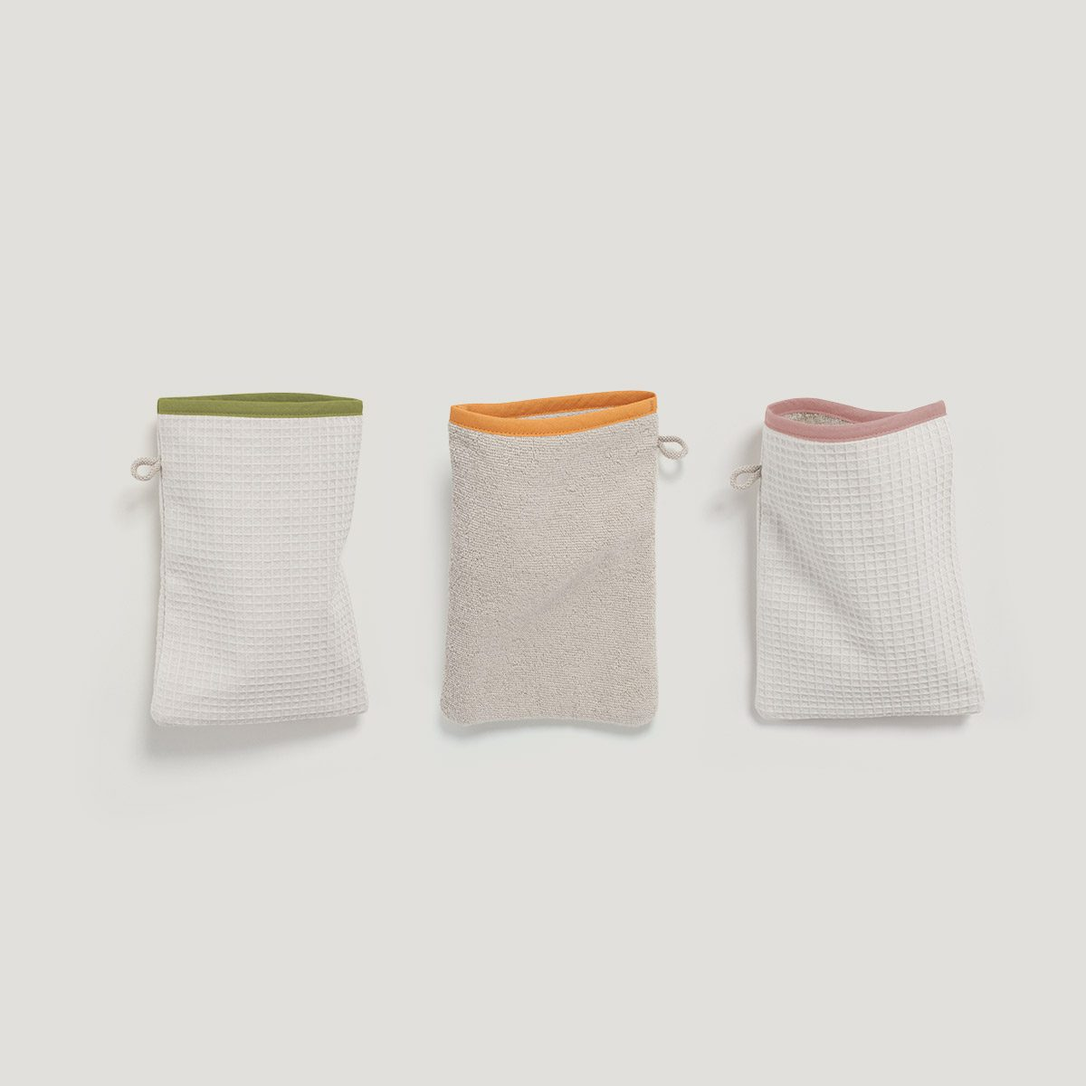 DRIP washcloth set bloom