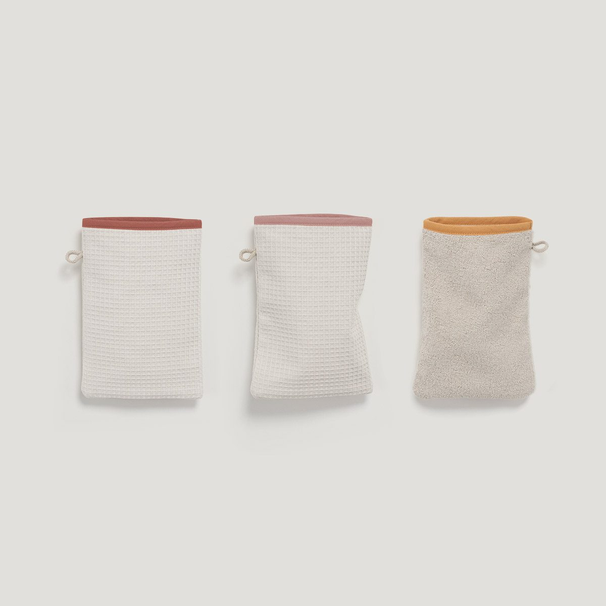 DRIP washcloth set shine