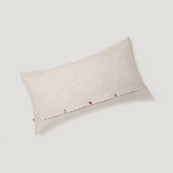 INN linen cushion cover natural