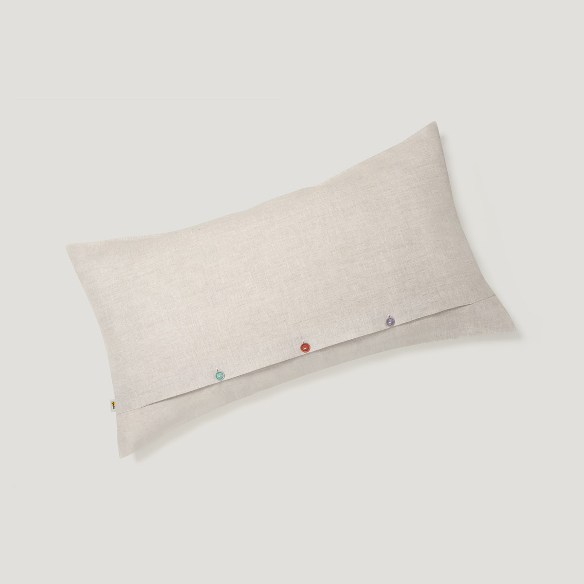 INN linen cushion cover natural