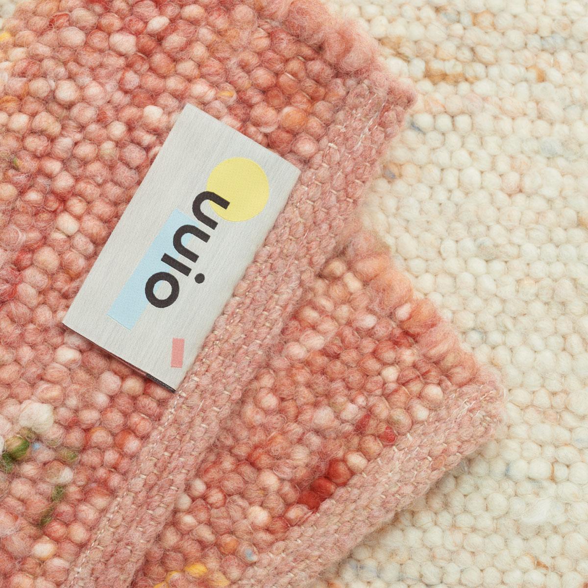 ONN wool rug detail