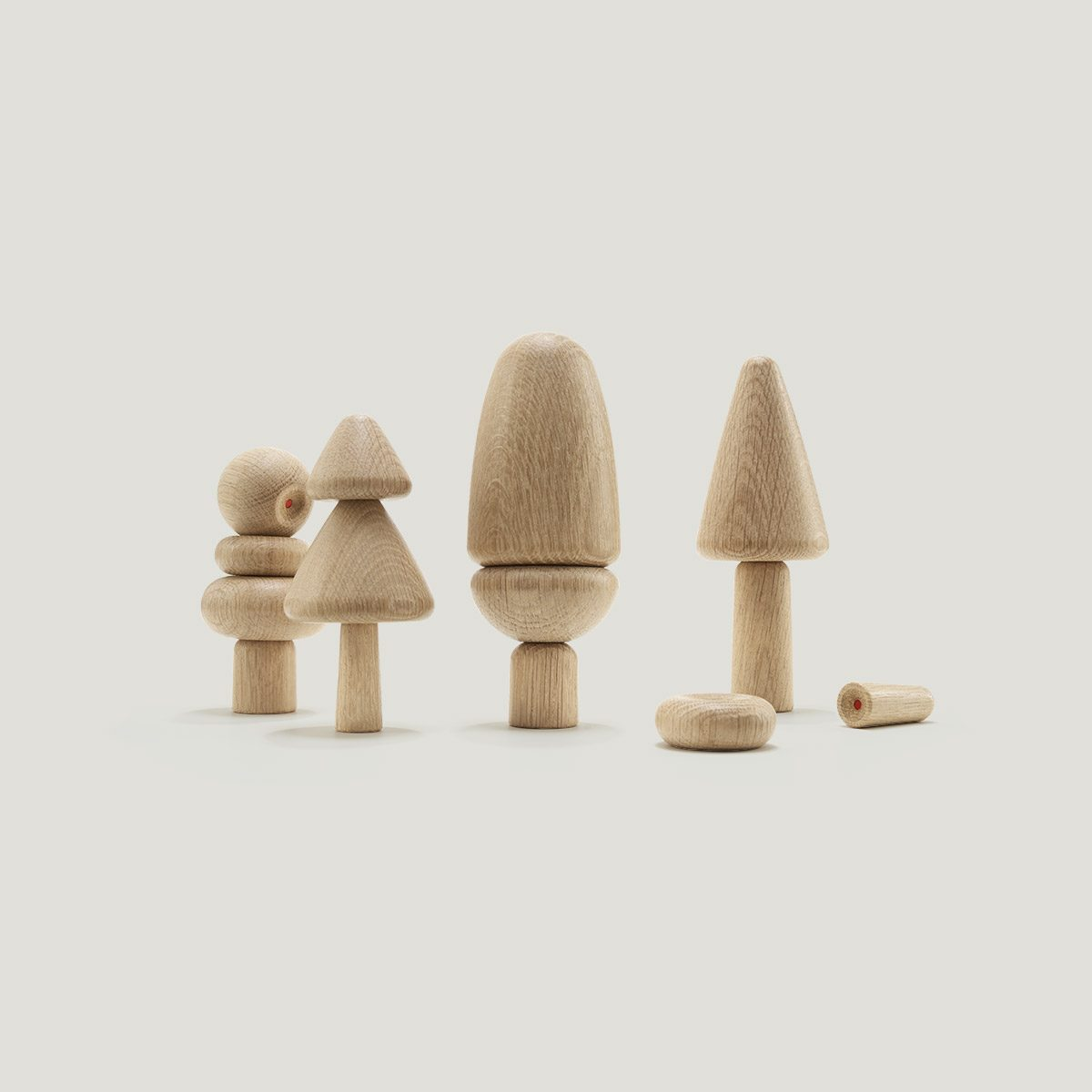 TRE special edition wooden toy