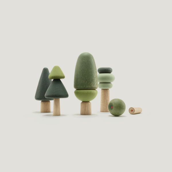 TRE wooden toy