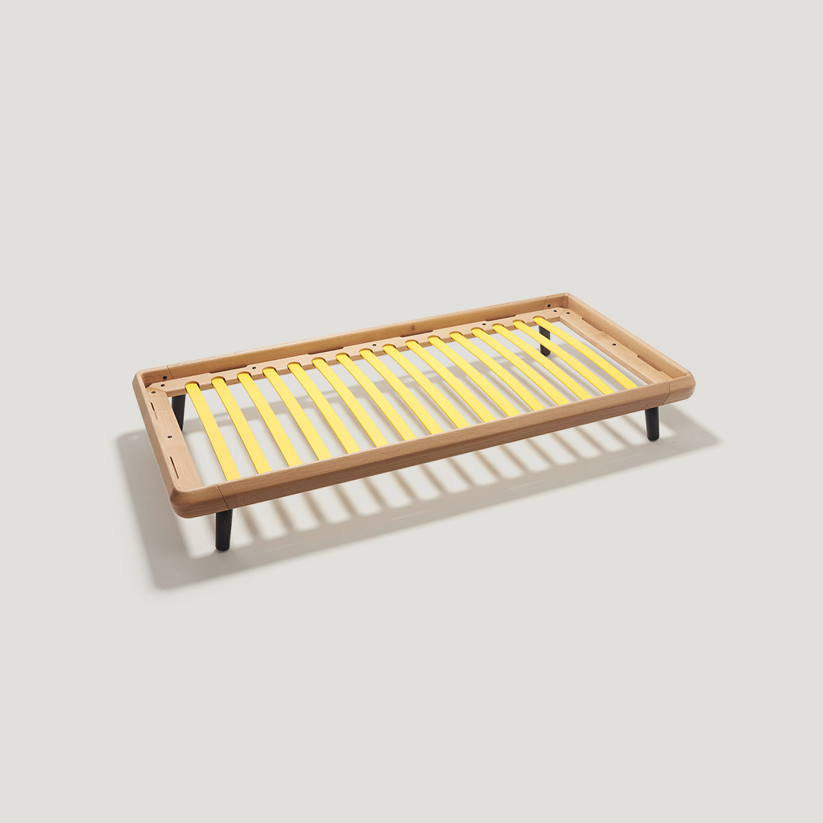 VII frame daybed made of solid oak